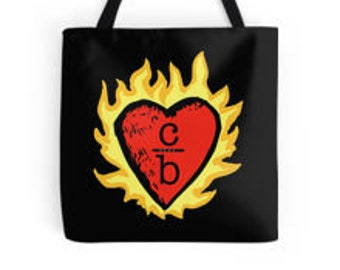 One Tree Hill Tote bags