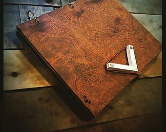 Wood Ring Notebook