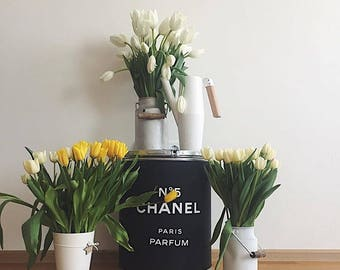 Barrel Chanel #5 cute decor for your home