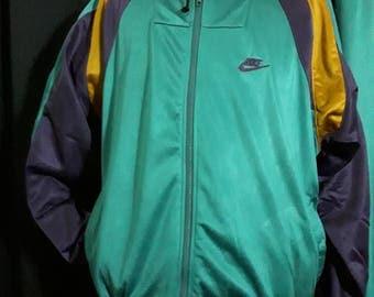 Nike jokking suit vintage 1980's