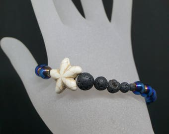 Starfish Diffuser Bracelet