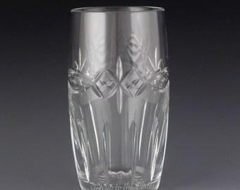 Waterford Crystal DOLMEN Hi Ball Highball Tumbler 5 1/2 Celtic Never Used & Mint