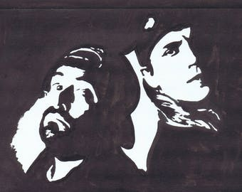 Jay and Silent Bob print