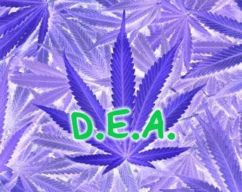 The DEA hemp Leaf