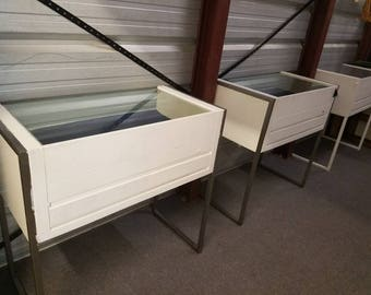 Vintage Small Display Cases formerly from Coach Store LOCAL PICKUP ONLY