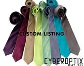 Custom listing - ladymoreshoes