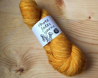 Arthur - eponymous sock yarn, fingering weight yarn