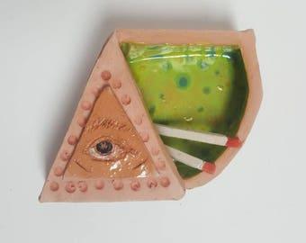 Eye Brand Match Striker