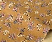 Japanese Fabric Corduroy Dainty Bouquet - cinnamon - 50cm