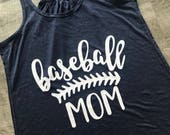 Baseball Mom Tank (HTV)