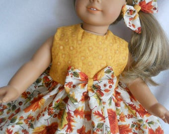 """YOUR CHOICE of any 10 Pictures Doll Dress For 18"""" American Girl AG Clothes"""