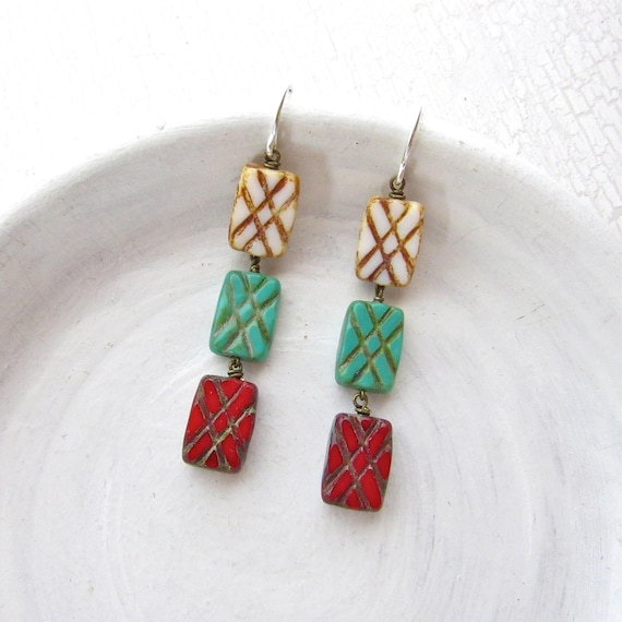 WHOLESALE LISTING // Etched Earrings // EE