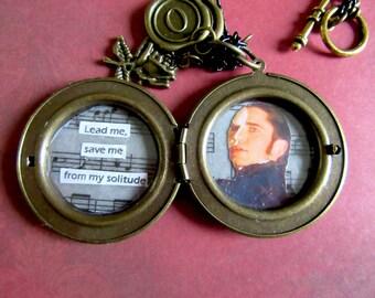 "Phantom of the Opera ""Lead Me, Save Me"" Tribute Collage"