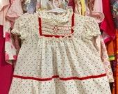 Polly Flinders Dress 12/18 Months