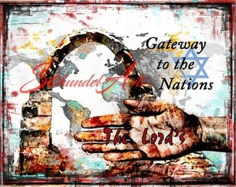 Gateway Prophetic Art Print