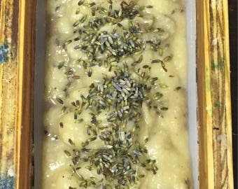 Lavender essential oil loaf 2.5 pounds