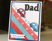 I Like The Way You Roll Father's Day Card