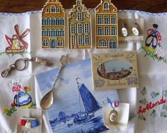 Holland souvenir set