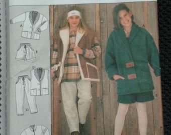 Burda Super Combination Teen Girls Pattern 3706