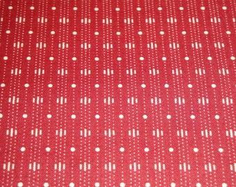 SALE SALE SALE The Fine Print By P & B Textiles Cotton Fabric 33 x 44