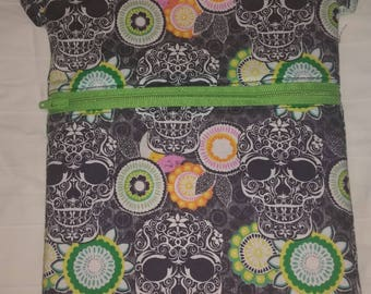 Day of the Dead Cross Body Bag