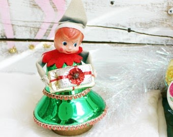 Kitschy Musical Elf Foil present Japan