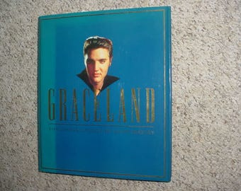 Elvis Presley Graceland the living legacy of Elvis Presley book 1993