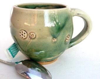 8oz. Ceramic Mug Prairie Theme