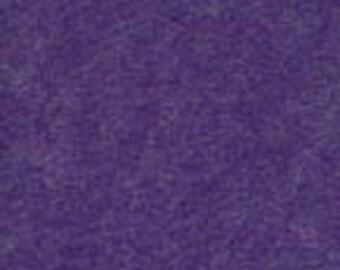 Grape Jelly 35/65 Wool Blend Felt 12x18