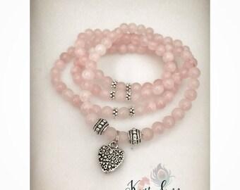 SELF LOVE - Mala Beads