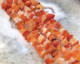 50% Mega Sale Mexican Fire Opal Rough Nugget Gemstone Beads