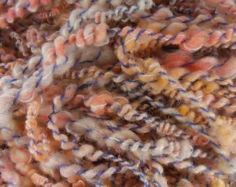 Rétro: handspun art yarn