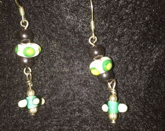 Double Green Dangle