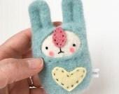Cashmere Little Doodle Scrappy Pocket Bunny