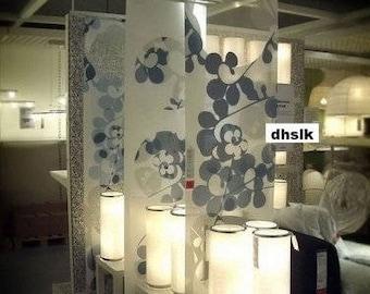 IKEA Flynn Ofelia 3-Panel Curtain/Room Divider
