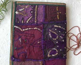 Scrapbook Journal, Scrapbook album, scrapbook book, scrapbooking, blank journal, Junk Journal, Art Journal, Shabby Chic, Indian Journal