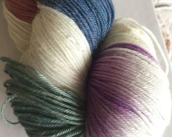 DESTASH: Lorna's Laces Superwash Merino Sock Yarn