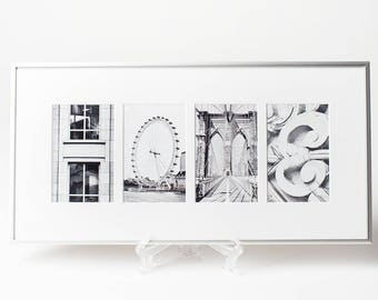 Alphabet Photography 'HOME' Inspirational Sign, Letter Photo Art