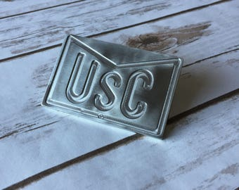 Custom Belt Buckle - personalized buckle