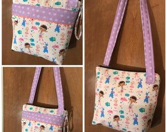Doc McStuffins bag