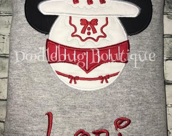 Mary Poppins Mickey Minnie shirt with FREE name