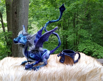 Reserved for Juliette Kula, This is Storm - Pixie Dragon