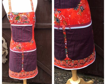 One of a kind beautiful hand made aprons