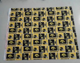 University of Iowa Hawkeyes Fabric 249504