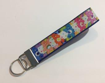 Care Beras Key Fob Keychain wristlet