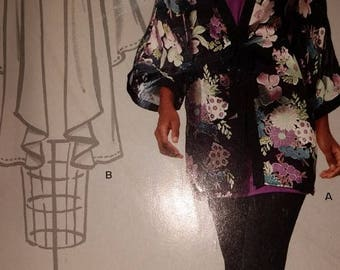 Designer Robe--Womens Multi Sz 10-22- UNCUT Pattern -- 40-70% off Patterns n Books SALE