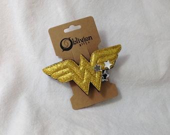 DC Wonder Women Barrette