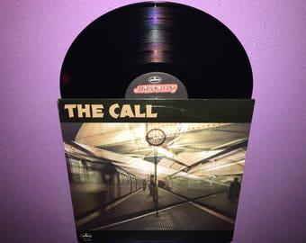 Vinyl Record Album The Call - Self Titled LP 1982 Guitar Rock