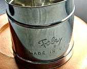 Foley Sifter Vintage Retro Kitchen Accessories Baking Utensils Vintage Kitchen Tool