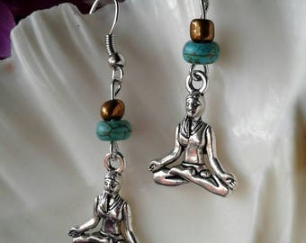Meditation Yoga Earrings